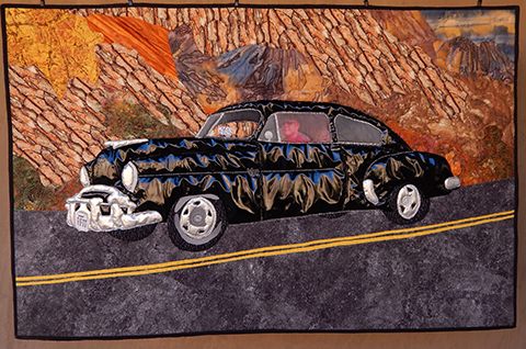 Fifty Car by Cathie Purdy