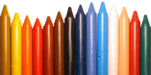 Image of Crayons