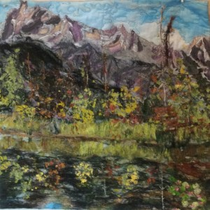 """Autumn"" Series: Grand Tetons National Park Cathie Purdy"