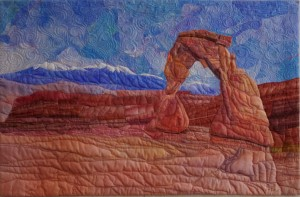 """Delicate Arch"" Arches National Park Charlotte Purcell Gary"
