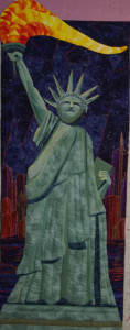 """Lady Liberty"" Statue of Liberty National Monument New York By Charlotte Purcell Gary"